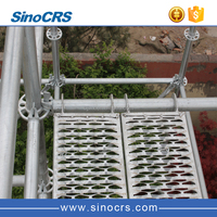 Aluminum Quick Stage Ringlock Scaffolding From China Alibaba