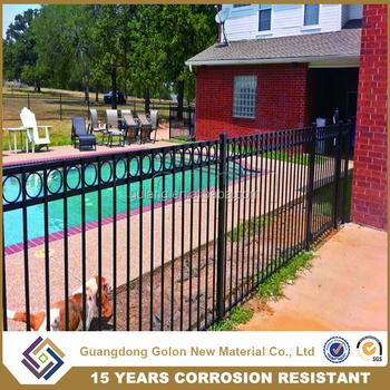 Security Used Pool Fence,Oem&odm Swimming Pool Fence,Aluminum Pool Fencing  And Gate - Buy Swimming Pool Fence,Used Pool Fence,Aluminum Pool Fencing ...