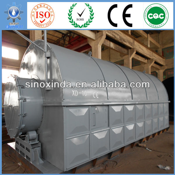 Xindae X-Ray Tech. crude oil refinery equipment with CE ISO SGS
