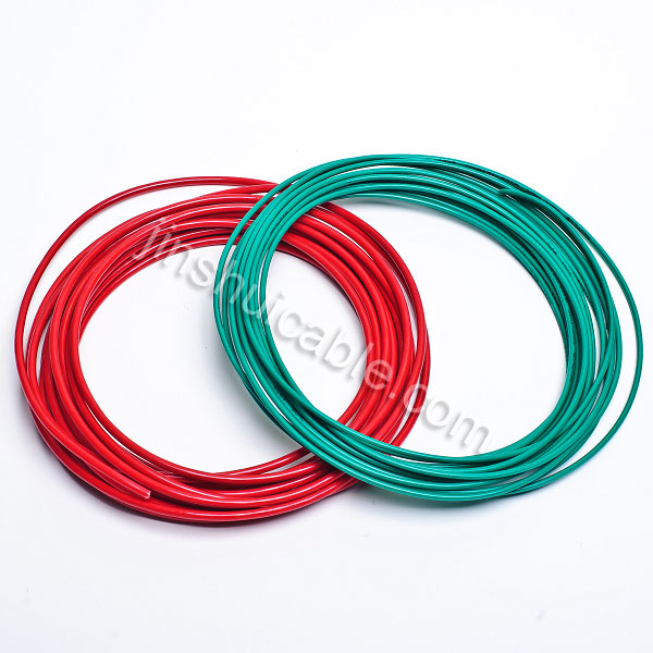 seven strands pvc jacket copper electrical cables