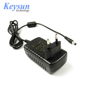 kc ul ce saa listed 12vdc 2 amp power supply transformer ac dc 12v 2a wall mount power adapter for air purifiers