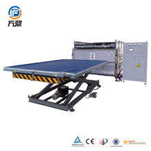 3 layers Fangding automatic tempered glass laminated furnace