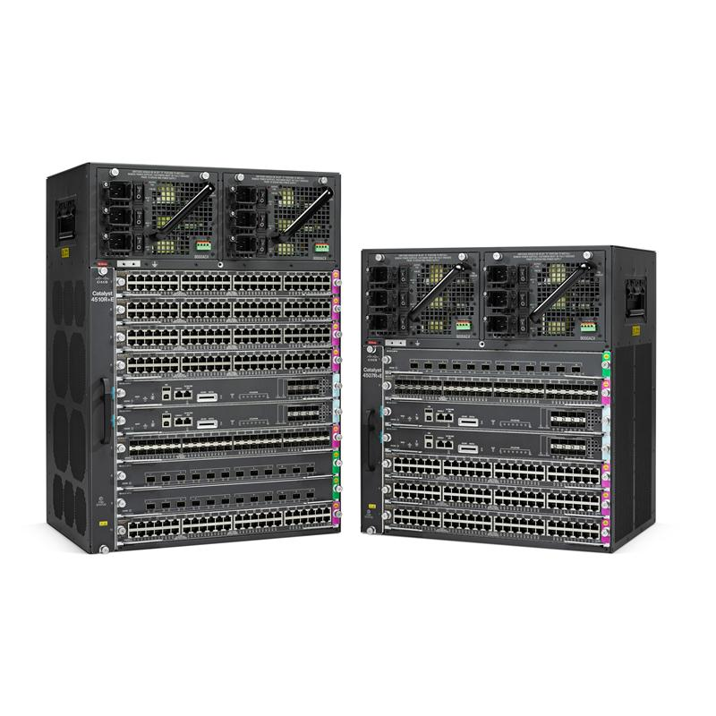 Cisco Catalyst 4500 WS-UA-SUP8E with high quality