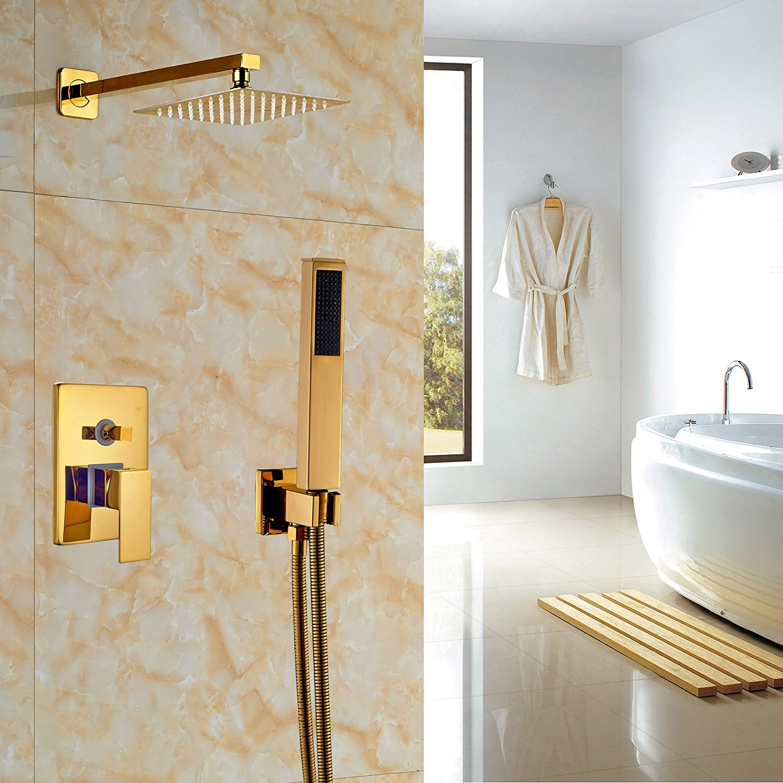Cheap Gold Shower Mixer, find Gold Shower Mixer deals on line at ...