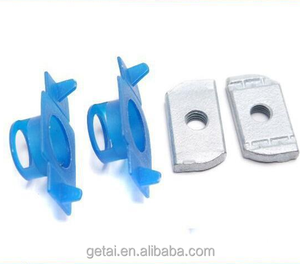 Fasteners Products Plastic Wing Nuts/Nylon Nuts