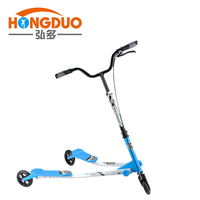 One front wheel cheap kids tricycle adult scooter,adult speeder scooter