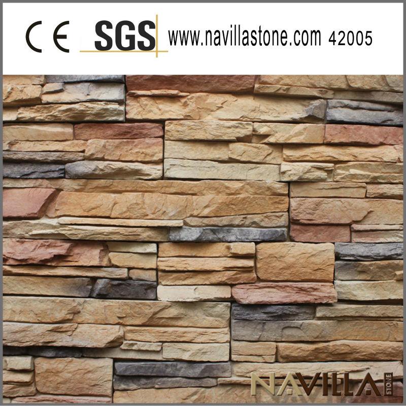Piedras para paredes exteriores de la vivienda piedras artificiales identificaci n del producto - Piedra para exterior ...