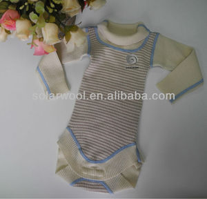 Merino Wool Baby's Sweater Set ,Top/Pants/Bodysuit