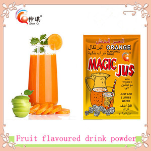 Fruit Flavoured Instant flavor powder fruit drink