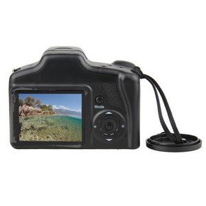 Image of newest Cheap dslr camera with 32GB Memory card DC-05 12mp 720p camcorder Anti-Shake cheap photo camera