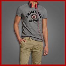 Pánské tričko s různými potisky z Aliexpress