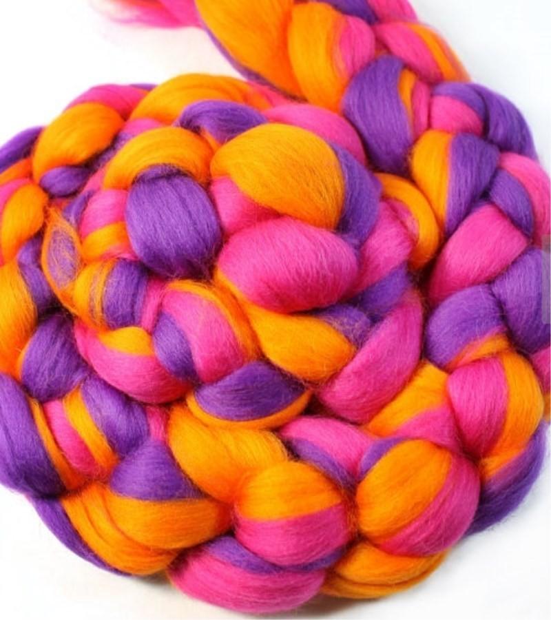Arm Knitting Yarn Australia : Mix color australia merino s roving