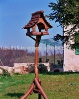 Oak Bird Table