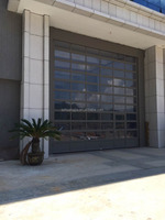 Latest Style High Quality Fiberglass Auto Rollers Type Security Sliding Screen Barn Garage Door