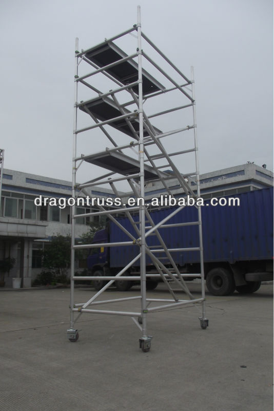 high quality standard scaffolding