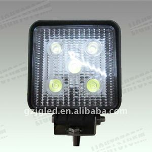 Lighstrom HID/Halogen/LED working lamp