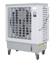 2018 Hot Sell Portable Evaporative Industrial have water Air Cooler Fan