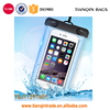 Tpu Material waterproof Phone Bag cell phone bags pouches