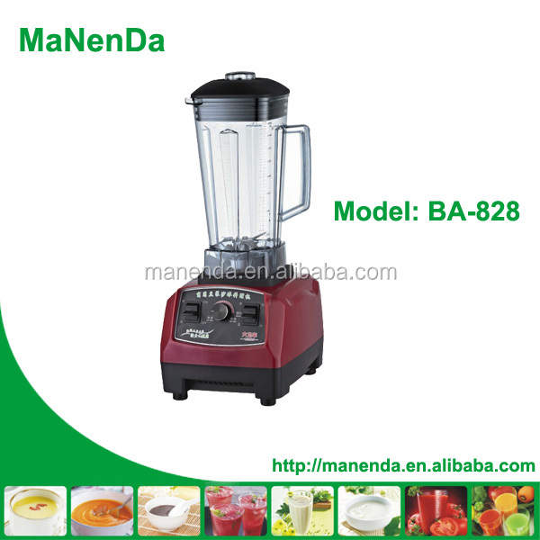 Large power 2.0 L /68 Oz essential home appliances kitchen blender components