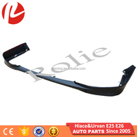 Caravan Urvan NV350 E26 front bumper lip body kit car spare auto parts