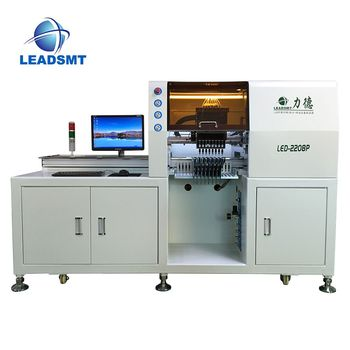 led pick and place smd mounting equipment