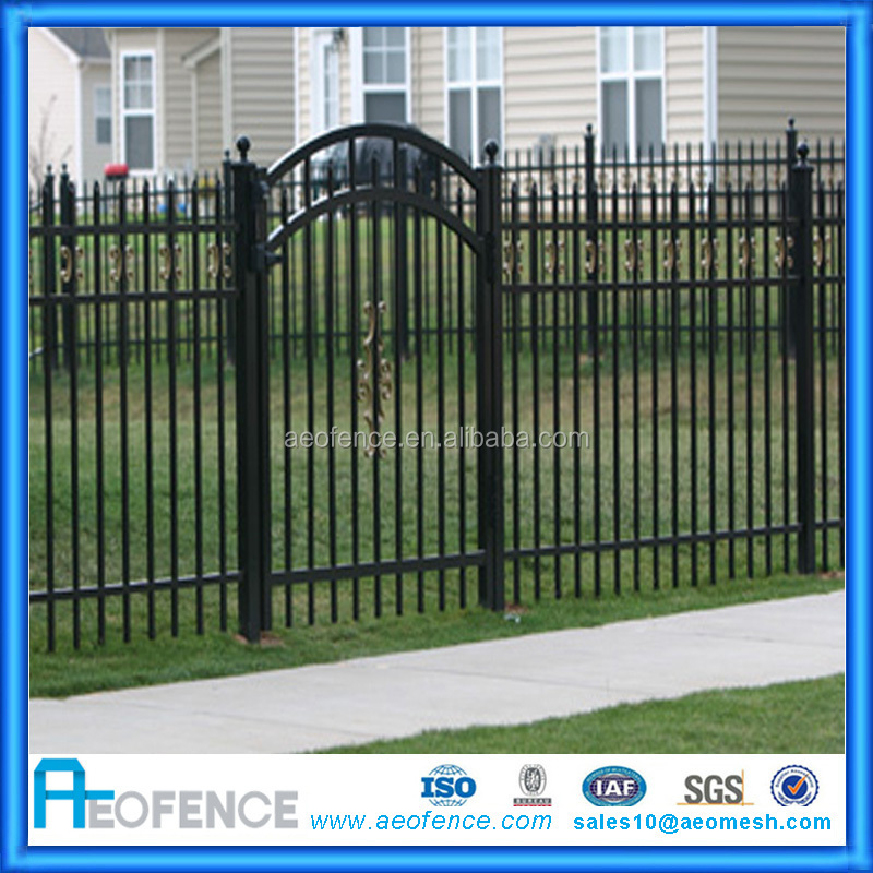 aeo aluminum fence panelsfence post and gates protect your