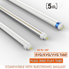 3ft 900mm 13W LED Tube T5 compatible with electronic ballast