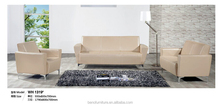 Simple warm contemporary leather sofa set multi home furniture