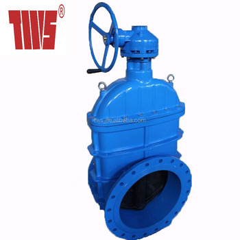 Di Flanged Resilient Wedge Gate Valve With Bevel Gear Actuator - Buy Di  Gate Valve,Wedge Gate Valve,Bevel Gear Gate Valve Product on Alibaba com