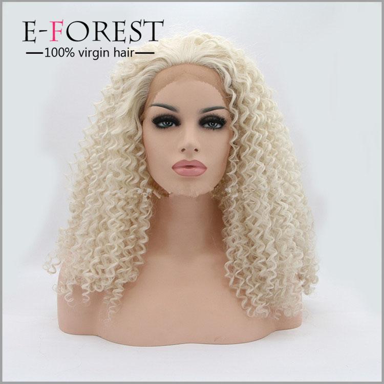 Blonde Hair Wig 12