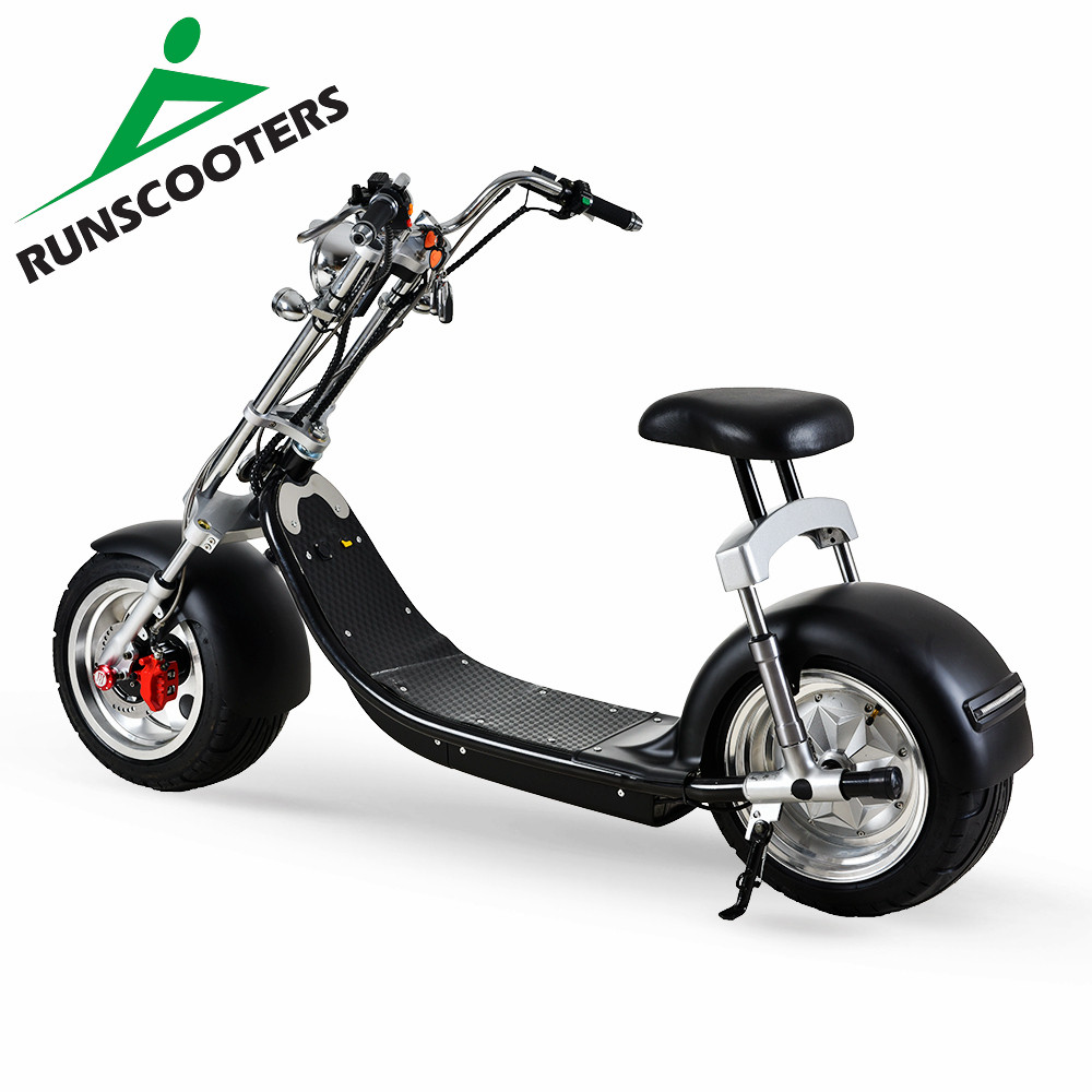 RUNFLYTECH 2019 hot sell Europe EEC COC approved legal on road big wheels city coco electric bikes фото