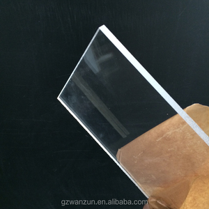 Factory price 3mm Clear Transparent Perspex Cast Plastic Acrylic Sheet