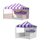 Large space easily install outdoor trade show polyester canopy tent 10x10