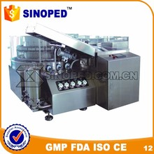 Rotary Ultrasonic Vial Washing Machine for vial injection line