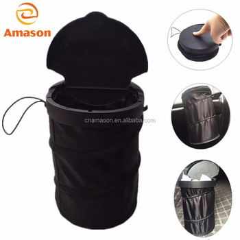 Universal Traveling Portable Car Trash Can Auto Garbage Bag