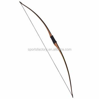 Hunting archery longbow 68
