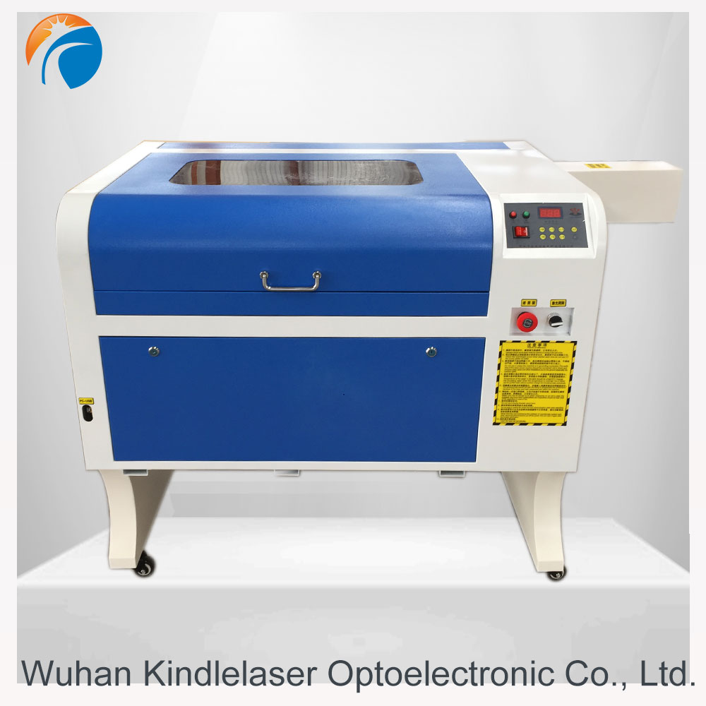 4060 worktable 80w co2 laser cutting machine for non-metal