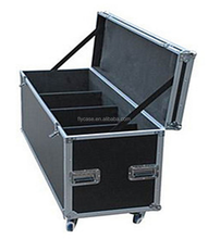 aluminum flight case ampe case with instrument