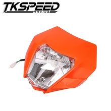 Motorcycle for ktm bike headlight