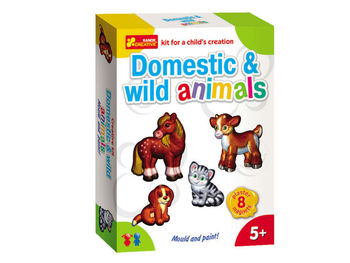 Domestic & Wild Animals - Buy Mould Paint Magnets Product on Alibaba com
