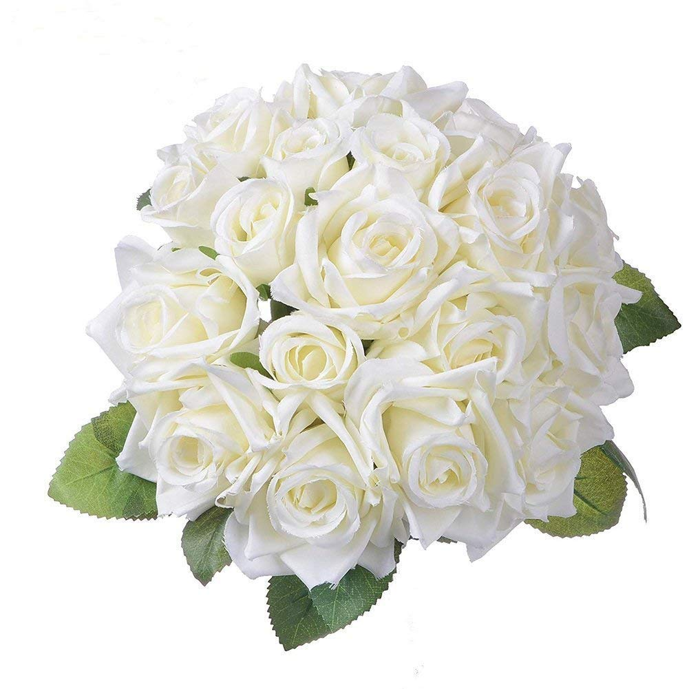 Cheap Black And White Artificial Flowers Find Black And White