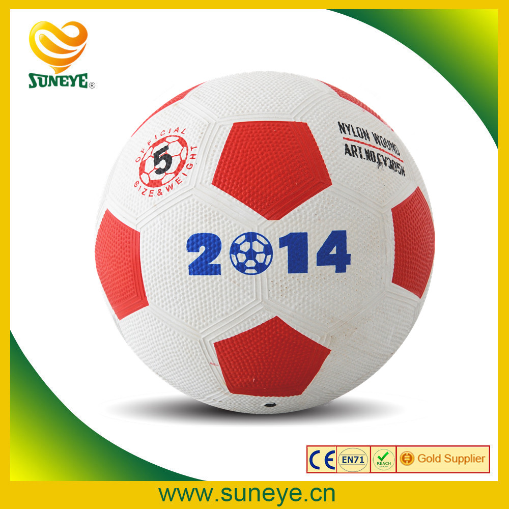 Size 5 Synthetic Rubber Soccer Ball Bladder