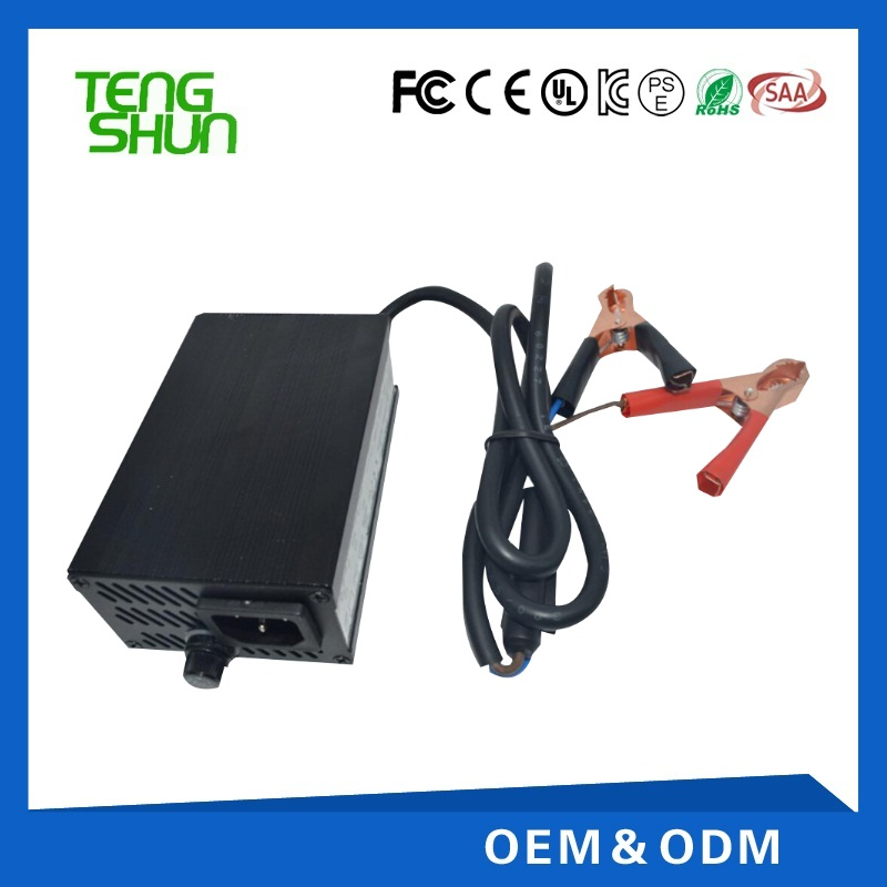high-quality 12v 10a 24v 5a automatic scooter lead acid battery charger