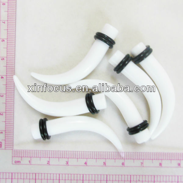 Wholesale 8mm White Ear Tusks Valentine's Discount