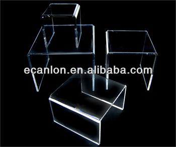 Table Top Acrylic Display Risers