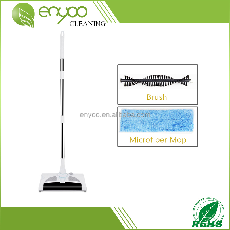 Rechargeable electric Cordless floor Sweeper As Seen on TV