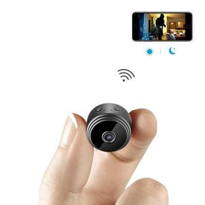 2018 New Launched Smart and Fashion Mini DV Voice Recorder WiFi P2P Camera Full HD 1080P Portable Digital Audio Recorder