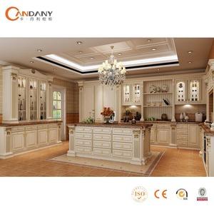 Wood Kitchen Cabinets Turkish Kitchen