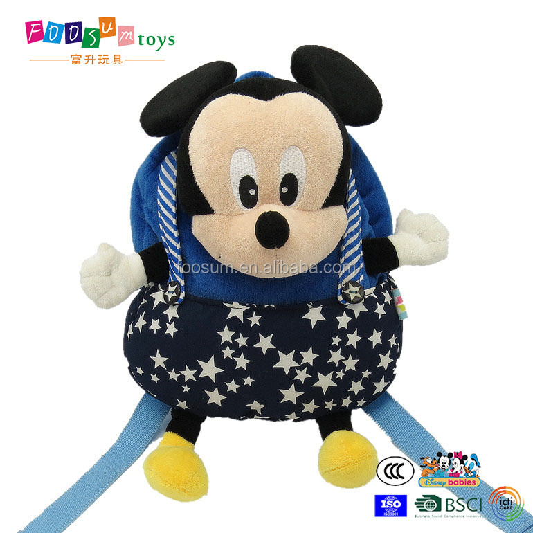 Disney aduited factory mickey mouse trolley bags