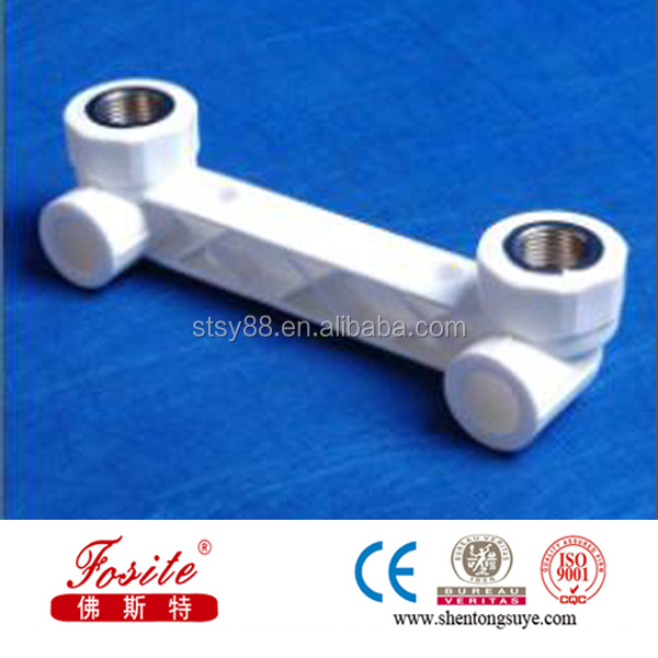 PP-R FITTING OF FEMALE THREAD ELBOW WITH SEAT CHINA MANUFACTURER